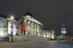 The National Gallery, London Stock Images