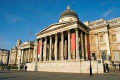 National gallery in London Royalty Free Stock Photos