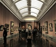 National gallery royalty free stock image