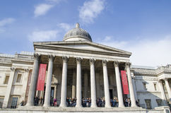 The national gallery Royalty Free Stock Photography
