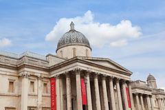 The National Gallery London England Royalty Free Stock Image
