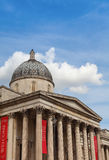 The National Gallery London England Stock Photo