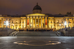 National Gallery, London Royalty Free Stock Photos