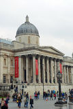 The National Gallery London Royalty Free Stock Photo