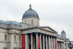 The National Gallery London Stock Images