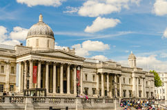 The National Gallery of London Stock Photography