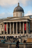 National Gallery in London, UK Stock Photo