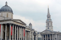 The National Gallery London Royalty Free Stock Image