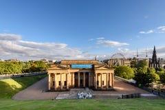 National Gallery scozzese Edinbugh, Regno Unito Fotografie Stock
