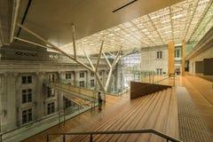 National Gallery Singapore, Iconic gränsmärke Arkivfoton