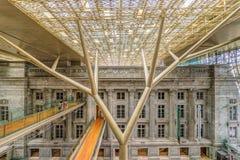 National Gallery Singapore, Iconic Landmark Stock Photography