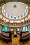 National Gallery Singapore, Iconic Landmark (Rotunda Library) Royalty Free Stock Photos