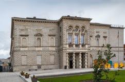 National Gallery van Ierland, Dublin, Ierland stock afbeeldingen