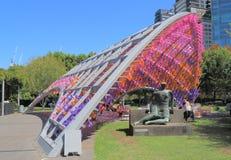 National Gallery von Victoria Melbourne Australia Lizenzfreie Stockfotos
