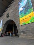 National Gallery von Victoria in Melbourne, Australien 3 Lizenzfreies Stockfoto