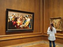 National Gallery, Washington royalty-vrije stock fotografie