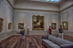 National Gallery, Washington Photo stock