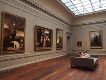 National Gallery, Washington Royalty Free Stock Images