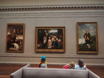 National Gallery, Washington Royalty Free Stock Photos