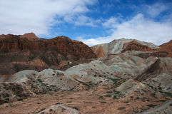 National Geological Park Guide County Royalty Free Stock Photography