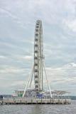 National Harbor panoramic wheel detail Stock Image