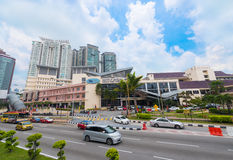National Heart Institution in Kuala Lumpur Stock Image