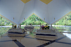 National heroes mausoleum Stock Photography