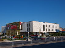 National Historical Museum, Tirana, Albania Stock Photography