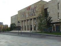 National History museum, Tirana, Albania 2018. stock photography
