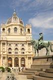National History Museum, Vienna, Austria Royalty Free Stock Photos