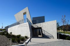 National Holocaust Monument Stock Images