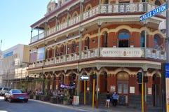 National Hotel: Fremantle, Western Australia Stock Images