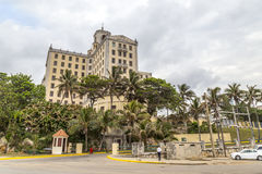 National Hotel, Havana Cuba Royalty Free Stock Images