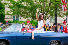 National Independence Day Parade 2015 Stock Photo