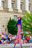 National Independence Day Parade 2015 Stock Images
