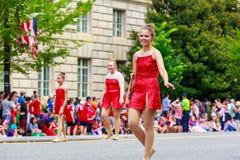 National Independence Day Parade 2015 Stock Photos