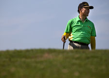 National Jakarta University Golf Tournament Stock Photography