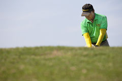 National Jakarta University Golf Tournament Royalty Free Stock Photos