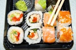 National Japanese meal. Stock Photos
