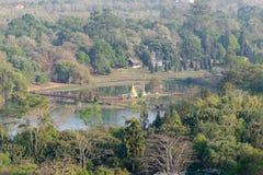 National Kandawgyi Gardens Pyin Oo Lwin Mandalay, Myanmar Mar 2017 stock photo