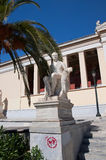 The National and Kapodistrian University of Athens. Stock Photo