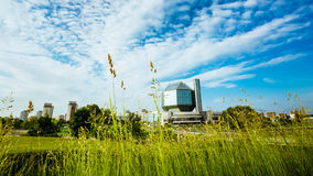 National Library Of Belarus In Minsk Royalty Free Stock Photos
