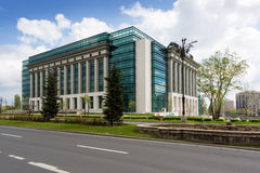 National Library, Bucharest, Romania Royalty Free Stock Images