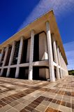 National Library Canberra. Australia Abstract View Royalty Free Stock Photo