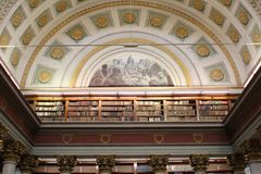 National Library of Finland Stock Photography