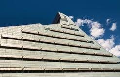 National Library of Latvia. Riga. Royalty Free Stock Image