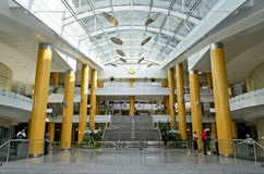 National library in Minsk Royalty Free Stock Photos