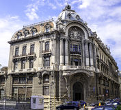 The National Library of Romania, Bucharest royalty free stock photography