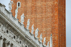 National Library of Saint Mark in Venice Royalty Free Stock Images
