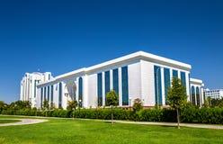 National Library of Uzbekistan in Tashkent Stock Image